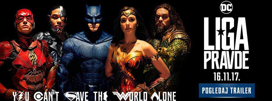 Justice League slid