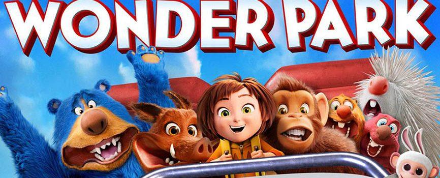 Wonder Park slide