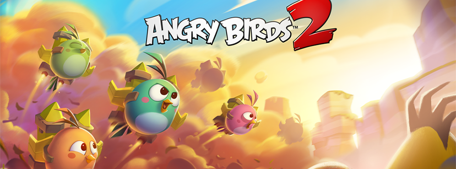 Angry Birds 2 slide