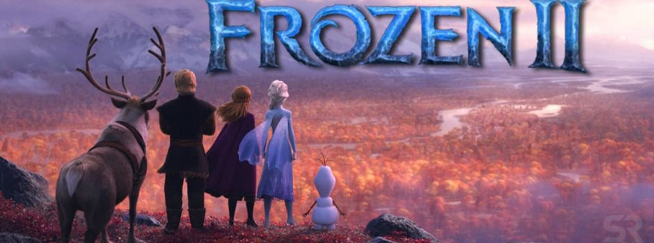 Frozen II slider